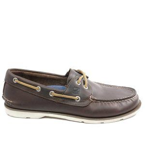 Sperry Top Sider Mens 2 Eye Boat Shoes Size 10 M